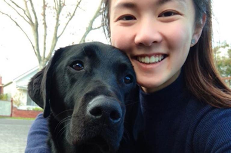Puppy Raiser Profile: Juliana